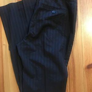 Michael Kors Pants - Michael Kors Pinstripe Pants